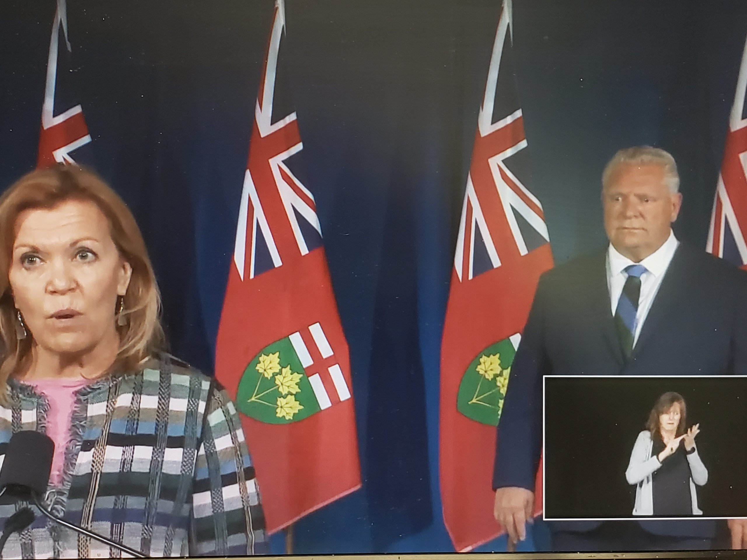 Ontario changes COVID-19 testing guidance, shifts focus to symptomatic testing
